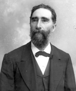 Judge Jesse Tolbert Bernard