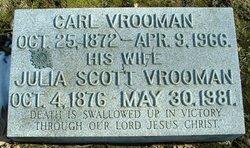 Julia <i>Scott</i> Vrooman