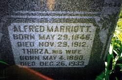 Alfred Marriott