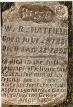 William Riley Hatfield