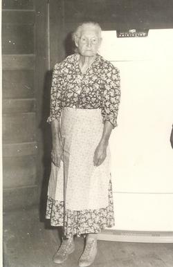 Mary Ann <i>Wilson</i> McCarty