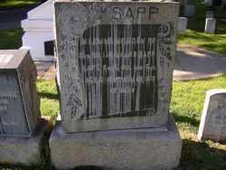 Capt Willie Miller Sapp