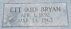 Ett Kid Bryan