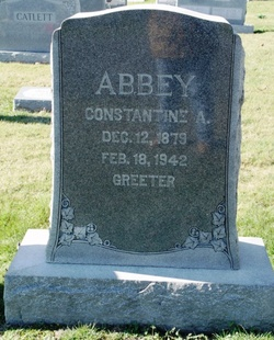 Constantine A. Abbey