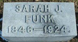 Sarah Jane <i>Hamilton</i> Funk