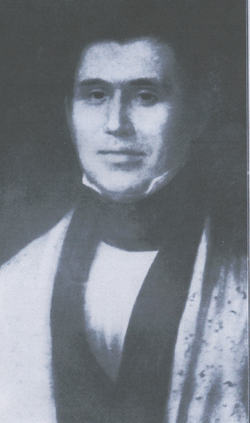 Rev Jesse Bushyhead