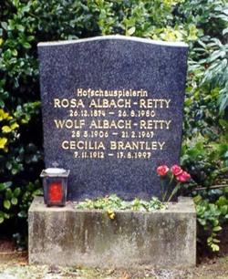 Rosa Albach Retty