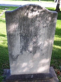 Joseph Horsfall Johnson