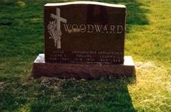 Adeline Rosella <i>Marriott</i> Woodward