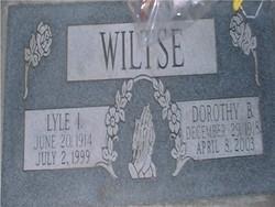 Dorothy B. <i>Hockersmith</i> Wiltse