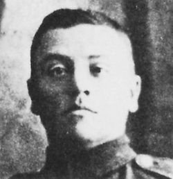 Pvt Walter Mills