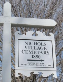 Nichols Farm Burial Ground