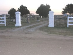 Maud Cemetery