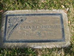 Clara Belle <i>Griffin</i> Carmichael