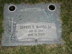 Darryl E. Baines, Sr