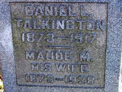 Maudie M. <i>Pitzer</i> Talkington