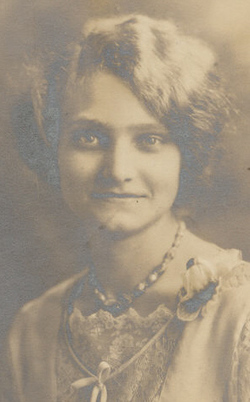 Amy Irene <i>Gerberich</i> Clawser