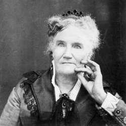 Esther Hobart <i>McQuigg</i> Morris