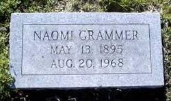 Naomi <i>Dodson</i> Grammer