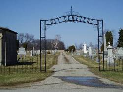 Bly Cemetery