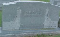 Leola Maxine <i>Hood</i> Adams