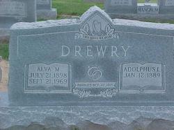 Alva M. Drewry