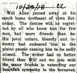 William Paul Allen