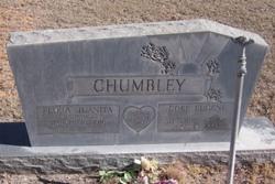 Flora Juanita <i>Deatherage</i> Chumbley
