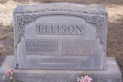 Albert Earnest Ellison