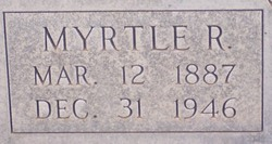 Myrtle R Ellison
