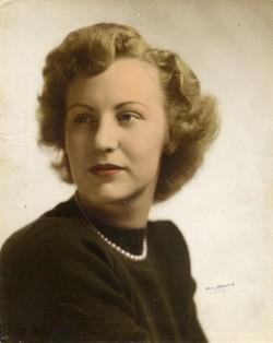 Marjorie Jane <i>Bailey</i> Asbury