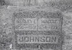 Wesley Issac Johnson