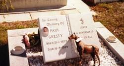 Paul Gresty