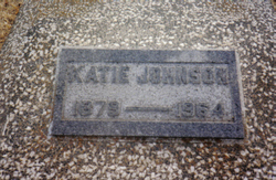 Katie Irene <i>Hale</i> Johnson