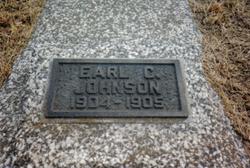 Earl Carl Johnson