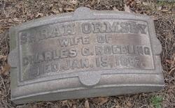 Sarah Ormsby <i>Mahon</i> Roebling