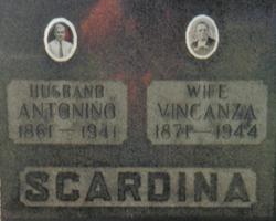 Vincanza <i>Balestri</i> Scardina