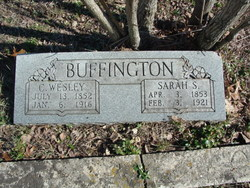 Charles Wesley Buffington