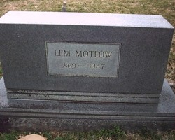 Lemuel Oscar Motlow