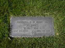 Pvt Russell E. Young, Jr