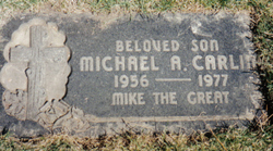 Michael A Carlin
