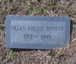 Helen Louise Brewer
