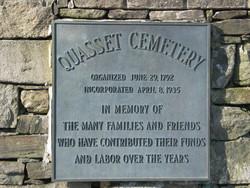 Quasset Cemetery