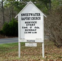 Sweetwater Baptist Church Cemetery
