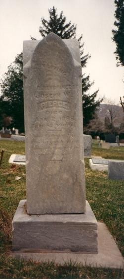 Joseph White Pierce