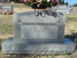 John J. Jay Bolin
