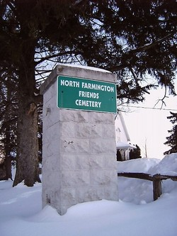 North Farmington Friends Cemetery