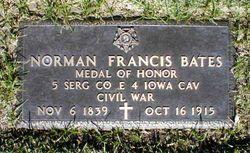 Norman Francis Bates
