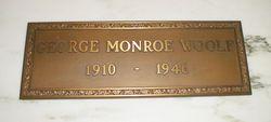 George Monroe The Iceman Woolf