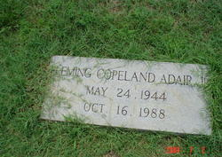 Fleming Copeland Adair, Jr
